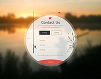 Design Contact Form