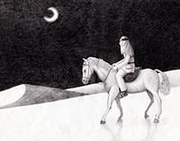 Desert Moonlight