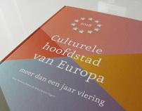 Publicatie Culturele hoofdstad van Europa