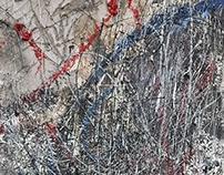 Untitled_ Wall Series 2014 @artist JAZOO Yang