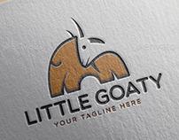 Little Goaty Logo Template