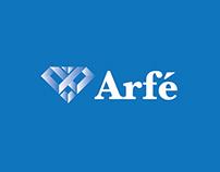 Corporate & Brand Identity / Arfé International