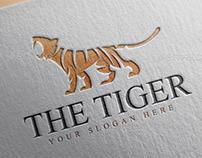 The Tiger Logo Design Template