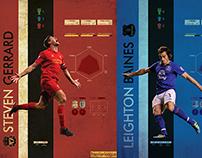 Merseyside derby motion graphic