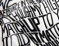 Typographic Gift
