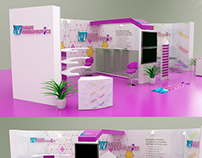 Exhibition Stand  - Evans Therapeutics