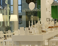 Aromitalia fair stand project SIGEP 2011