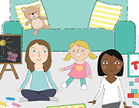 Contact Leaflets for Children in Care