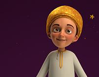 Zeyad Character