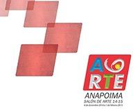Salón de Arte Anapoima. 2014-2015