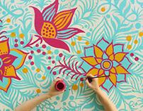 Flora (mural)