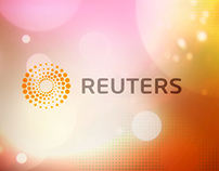 Reuters Event Motion Graphics