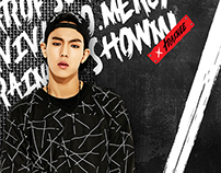 Broadcast Design for Mnet 'No.MERCY'