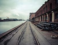 Industrial Port Karlsruhe