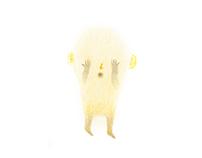 Il Fantasma (Children's Illustration)