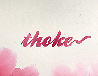 thoke - wallpaper