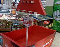 Nestle (الأساسي) Floor Display