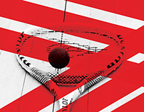 Squash Smarts Poster Design