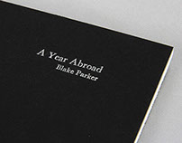 A Year Abroad | Blake Parker
