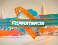 Forasteros RD