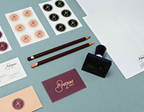 Brique - identity branding and logo design