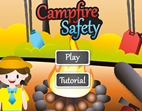 Campfire Safety Game