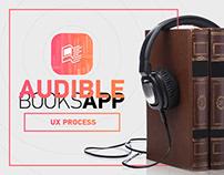 Audible Books UX Consultant