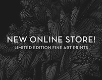 LIMITED EDITION FINE ART PRINTS