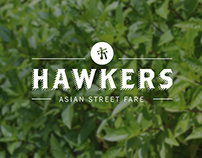 Hawkers Phase 3 Branding