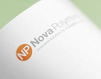 Nova Polymers Brand Redesign