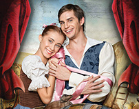 2014 - La Fille Mal Gardee (National Opera House)