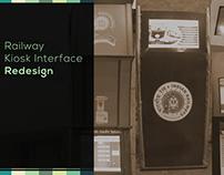 Redesigning Railway Enquiry Information Kiosk