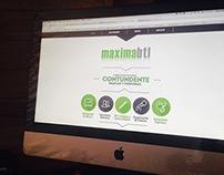 Web Design - MAXIMABTL