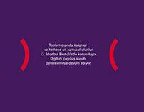 Digiturk 13. İstanbul Bienali Sponsorluğu