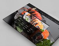 Seven Sushi Website