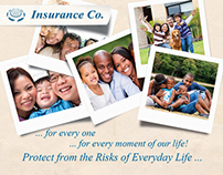Insurance Company Calendar Template