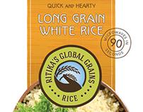 Rice packaging
