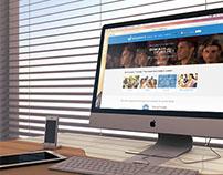 Jerusalem Online U | Responsive UI UX Design