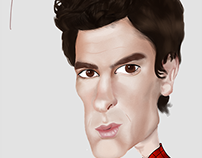 Andrew Garfield from The Amazing Spiderman