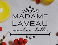 Madame Laveau Voodoo Dolls