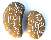 El Turista Formal: Stones Series EXPO 01 by ETF