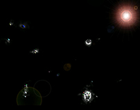 Realtime Planet Gravity - Tiny Galaxies!