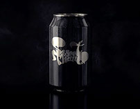 Sweet Thang Soda Beverage Can Mockup
