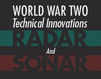Radar and Sonar | WWII Technology