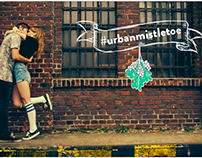 #urbanmistletoe
