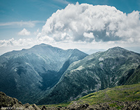 HIKING THE WHITE MOUNTAINS - NEW HAMPSHIRE