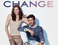 Rideau Centre - Change Campaign
