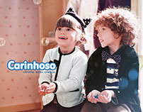 CARINHOSO - campanha outono inverno 2014