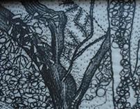 Black&White Foliage
