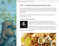 Top 11 des meilleurs photographes culinaires
